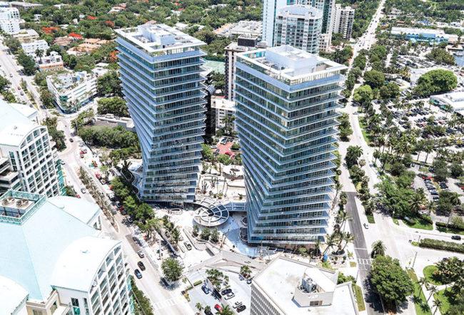Grove at Grand Bay Miami Condo Buyer Commission Rebate