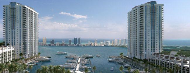 Marina Palms Aventura Condo Buyer Commission Rebate