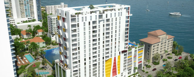 80% - 90% Crimson Miami Condo Buyer Commission Rebate