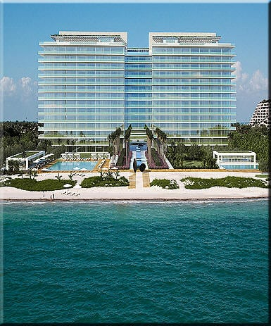 Oceana Key Biscayne Florida Real Estate Commission Rebate