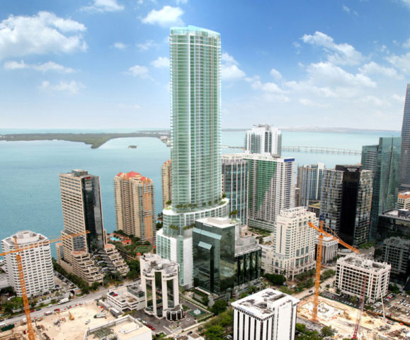 Panorama Tower Miami Commission Rebate